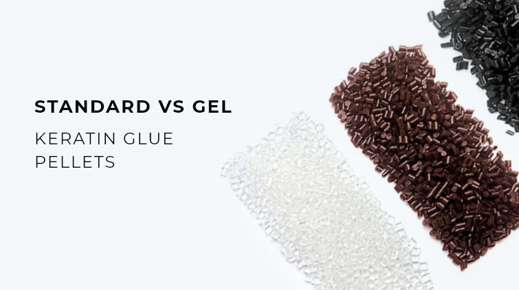 The Difference Between Keratin Glue and Gel Keratin