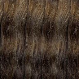 Brown #7 Remy Wavy Hair