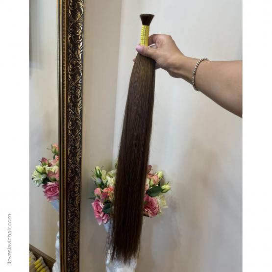 Brown #8 European Remy Hair