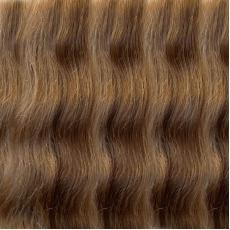 Golden Brown #12 Remy Wavy Hair