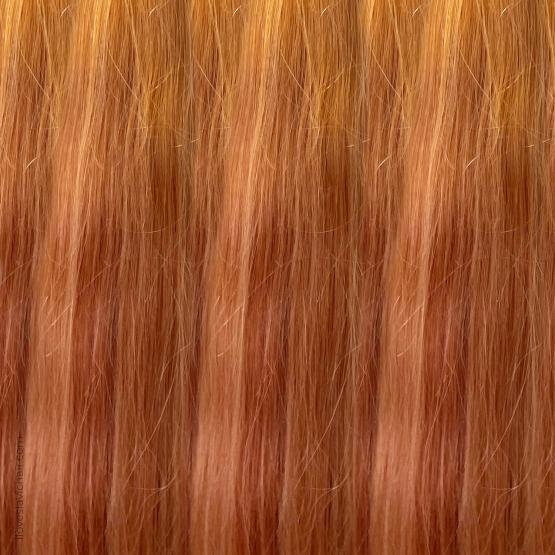 Light Red European Remy Hair