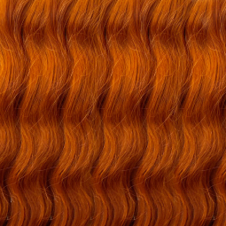 Red Remy Wavy Hair