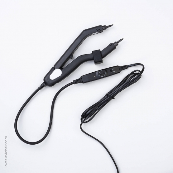 Hair Extensions Connector Iron with Temperature Control
