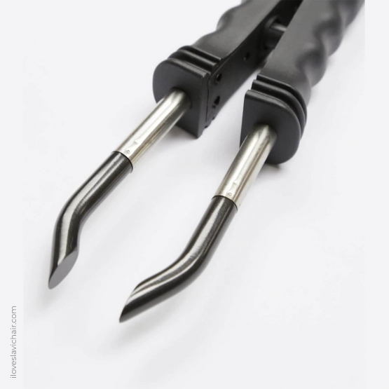 Loof Hair Extension Iron Connector with Temperature Control