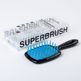 Janeke Superbrush Black/Blue
