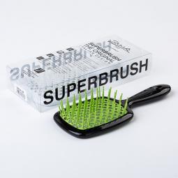 Janeke Superbrush Black/Green