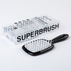 Janeke Superbrush Black/White