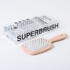 Janeke Superbrush Peachy/White