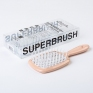 Janeke Superbrush Peachy & White