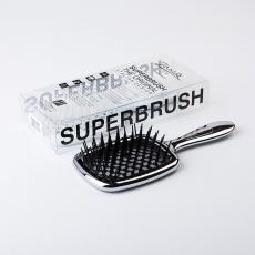 Janeke Superbrush Silver/Black