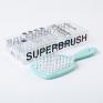 Janeke Superbrush Teal & White