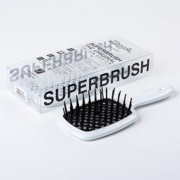 Janeke Superbrush White/Black