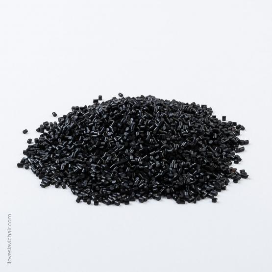 Black Keratin Glue Pellets