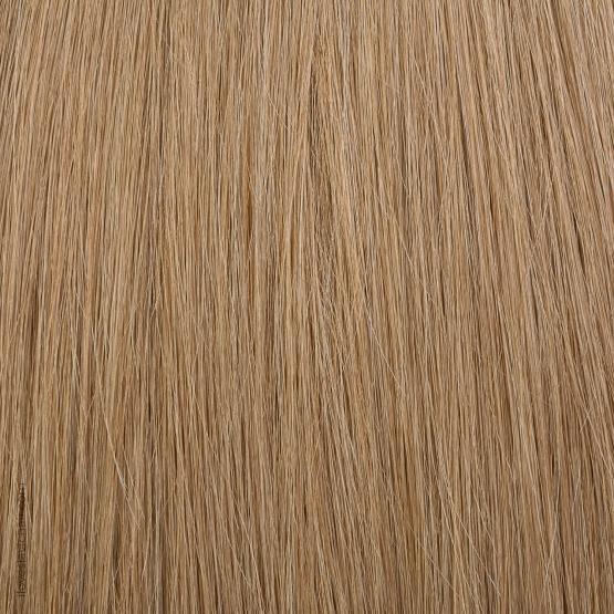Golden Brown #12 & Dark Brown Russian Hand-tied Weft Hair Extensions