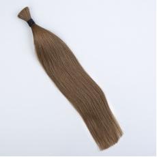 Light Caramel #10 Hand-tied Weft Hair Extensions