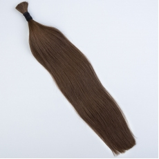 Mocha Brown #6 Hand-tied Weft Hair Extensions