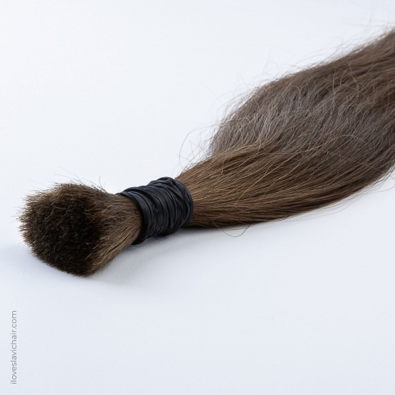 Mocha Brown #6 Russian Hair