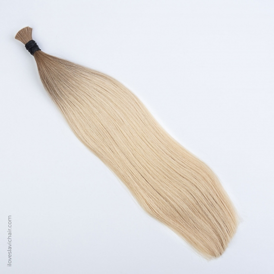 Ombre Blonde #613 & Light Brown Russian Hair