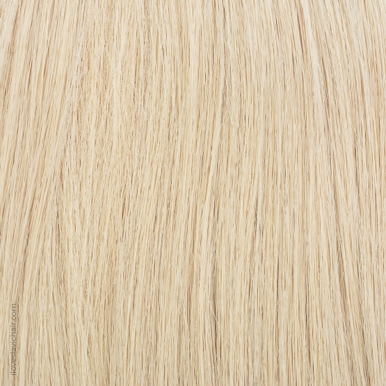 Ombre Blonde #613 & Light Brown Russian Fusion Hair Extensions