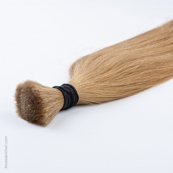 Dark Golden Blonde #14 Russian Hair