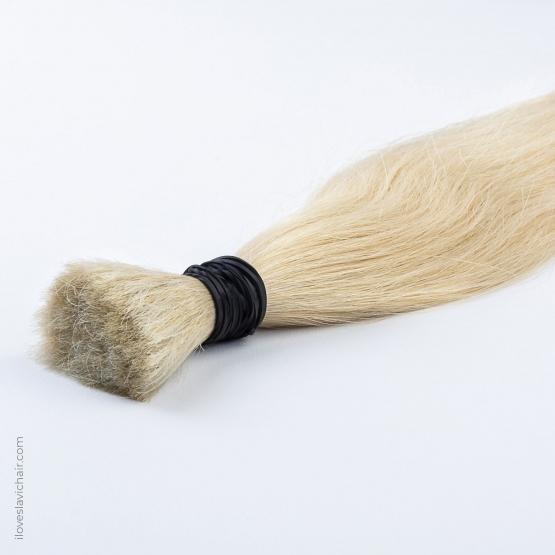 Warm Blonde #613 Russian Hair