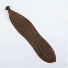 Light Brown #4 Fusion Hair Extensions