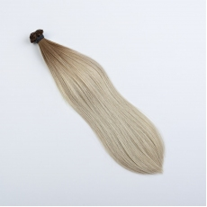 Ombre Blonde #60 Fusion Hair Extensions