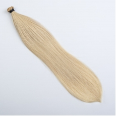 Warm Blonde #613 Fusion Hair Extensions