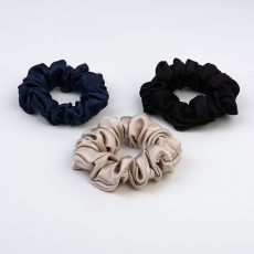 Small Silk Scrunchie Set #2