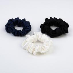 Small Silk Scrunchie Set #3