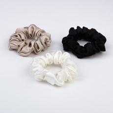 Small Silk Scrunchie Set #1