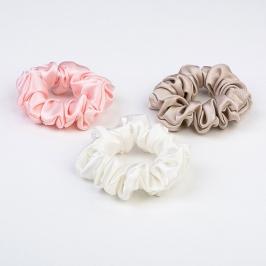 Small Silk Scrunchie Set #4