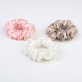 3 Pack Small Mulberry Silk Scrunchie Set #4