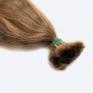 Virgin Slavic Hair Bundle, Color #7-8, 21″-53cm, 180 grams