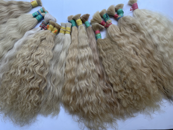 Slavic Russian hair supplier in Ukraine
