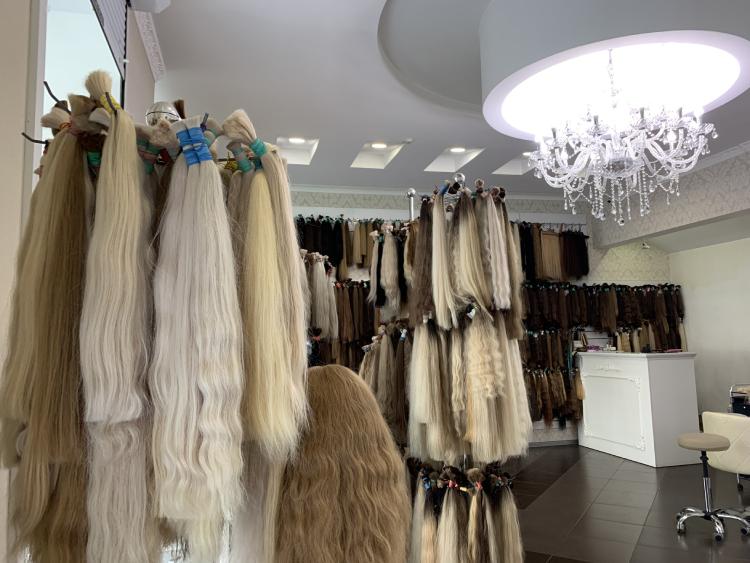 I Love Slavic Hair Showroom in Ukraine